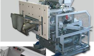 典型的HVR F型加料机